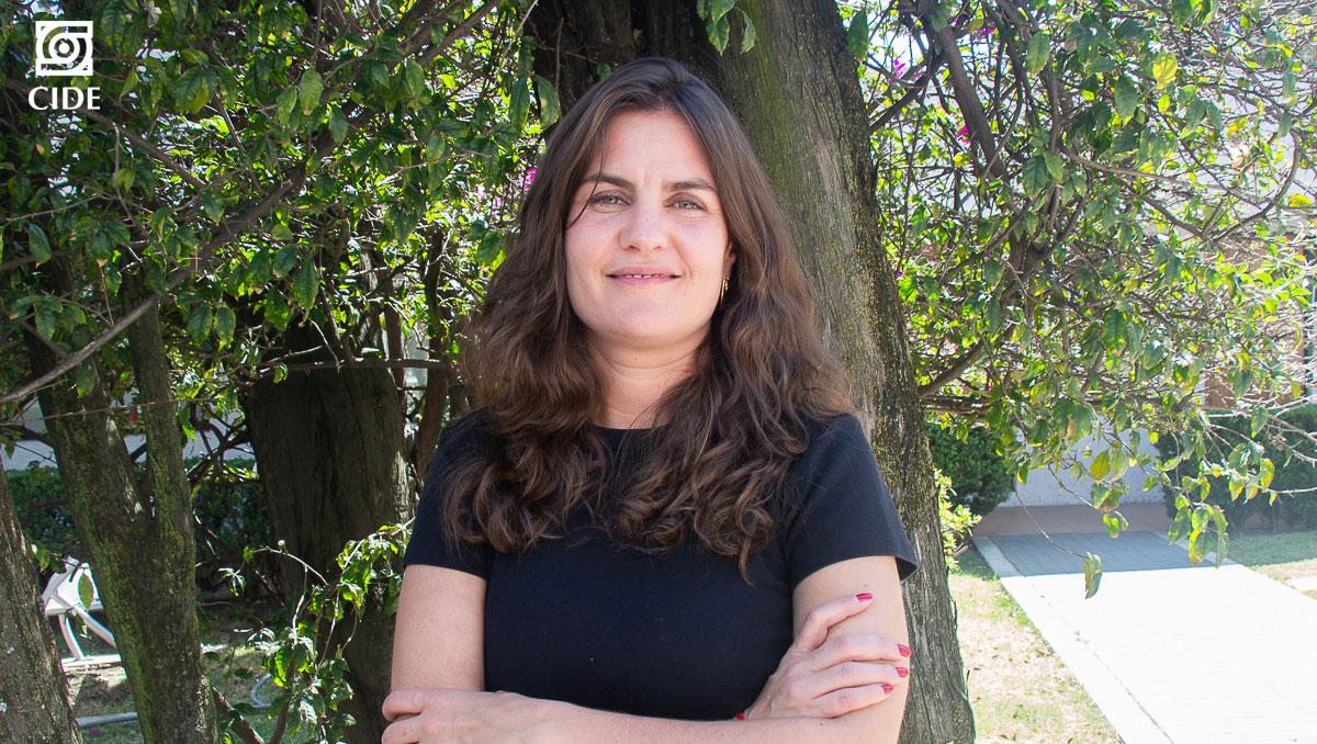 Alexandra Haas forma parte del programa de becarios del <em>International Women's Forum</em>