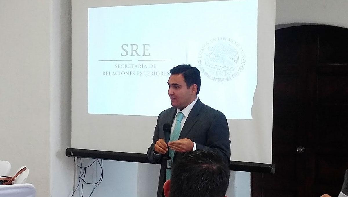 Luis Jardón, egresado del CIDE, figura en el ranking <em>The Legal 500</em>