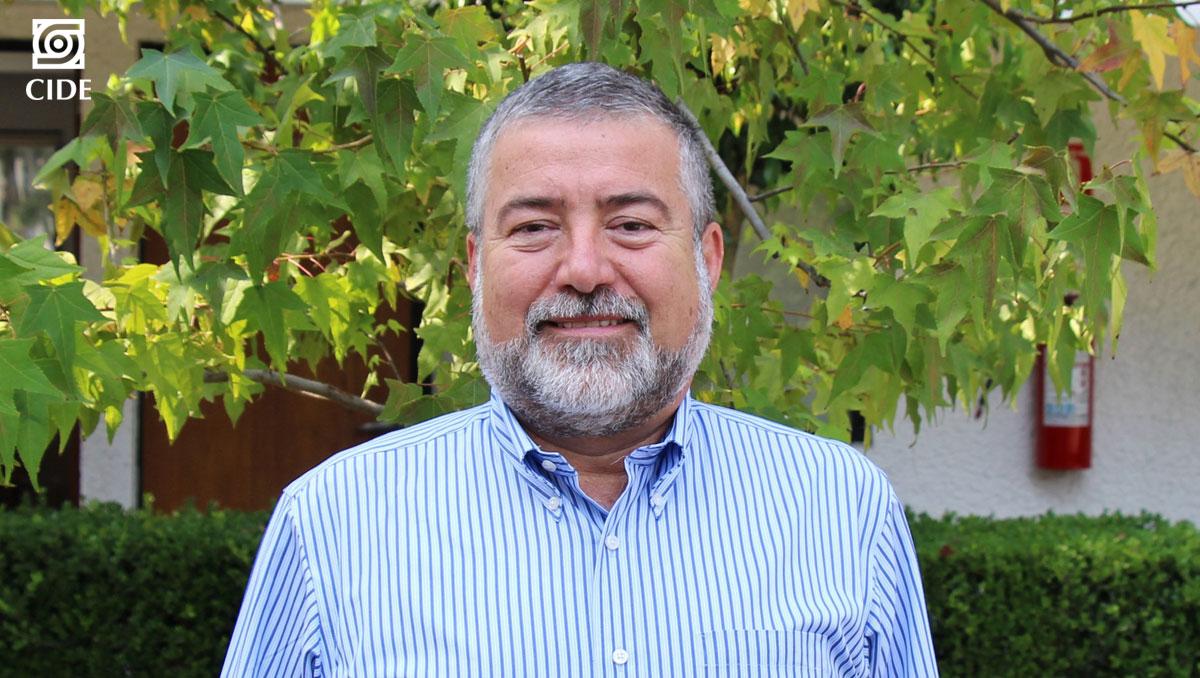 Carlos Heredia es nombrado <em>Global Fellow</em> en <em>The Wilson Center</em>