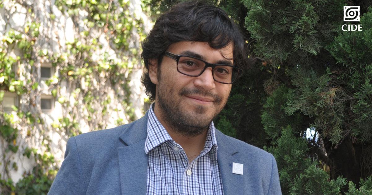 Oliver Meza gana el Premio de Investigación 2020 otorgado por la Academia Mexicana de Ciencias