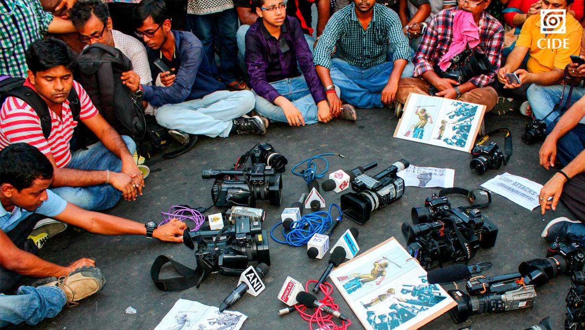 Analizan afectaciones de la violencia a la labor periodística en Latinoamérica