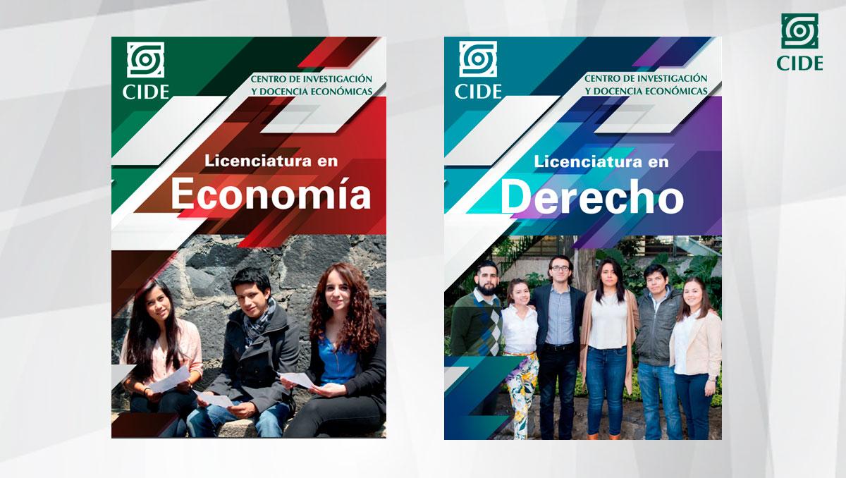 Licenciaturas de Economía y Derecho del CIDE ocupan primeros lugares en el ranking de 'Mejores Universidades 2021'