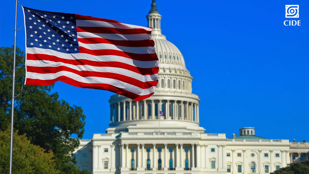 Analizan política interior y exterior de Estados Unidos durante la pandemia