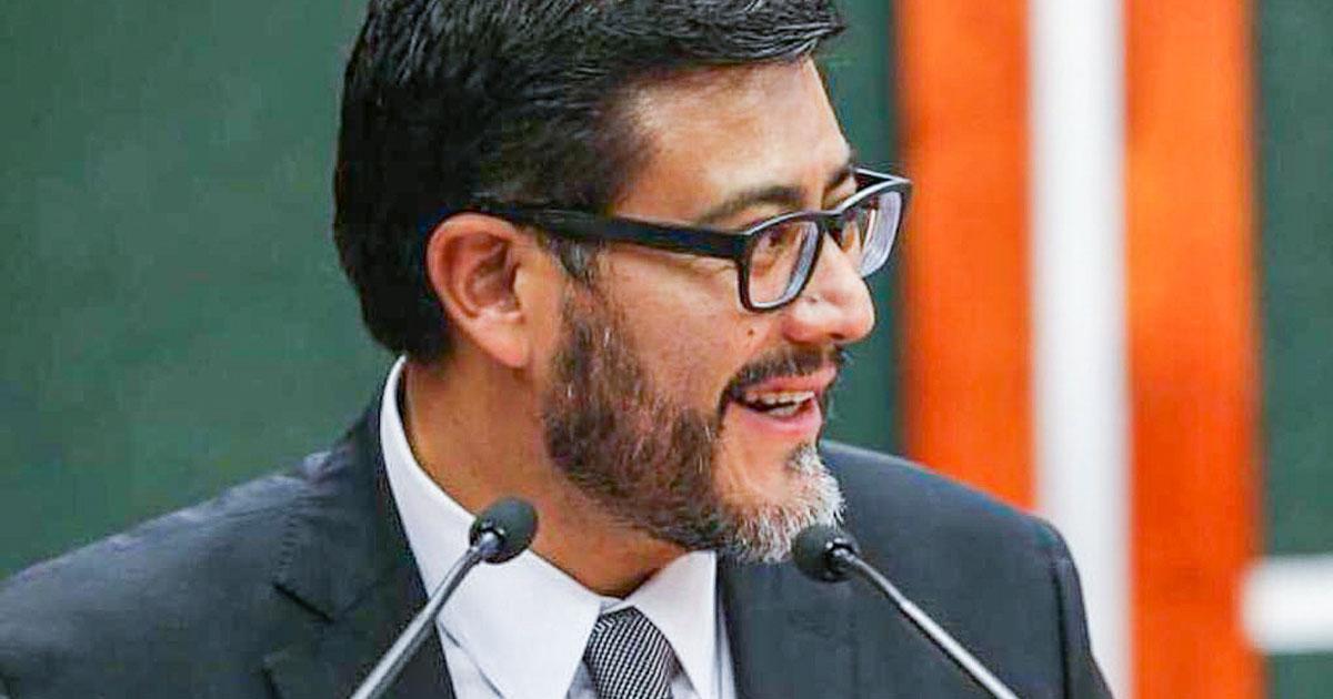 Reyes Rodríguez, egresado de la MAPP, es nombrado Presidente del Tribunal Electoral del Poder Judicial de la Federación
