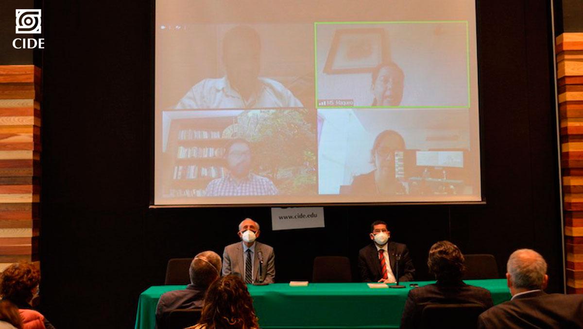 El Conacyt nombra director interino del CIDE al Dr. José Antonio Romero Tellaeche